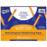 Handwriting Paper - Multi Program