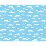 Fadeless Designs 48x12' (Clouds)