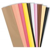 Tissue Paper (20 x 30)- Multicultural Colours, 24/pk