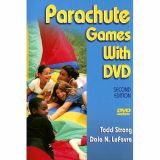 Parachute Book with DVD