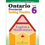 Ontario Provincial Testing Practice Gr. 6: English & Math