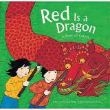 Red is a Dragon: A Book of Colours
