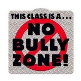 No Bullies Two-Sided Accent