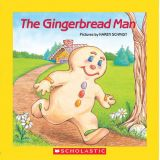 Book and CD- Gingerbread Man