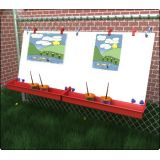 Fence Easel - Double