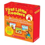 First Little Readers - Level A for PreK-2