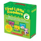 First Little Readers - Level C for PreK-2