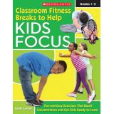 Classroom Fitness Breaks to Help Kids