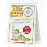 ABC Sing-Along Flip Chart and CD