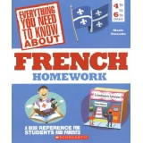 Everything You Need: French Homework 4-6