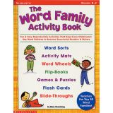 Word Family Activity Book