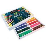 Sargent Art® Best-Buy Coloured Pencils - 250 Pencils, 10 Colours