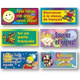 French Signs - Set of 6