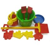 Sand and Water Set 11 pcs