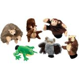 Bug and Animal Glove Puppet-Set A (Set of 6)