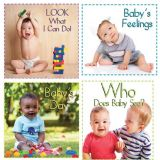 Baby Firsts (Set of 4 Books)
