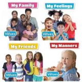 Our Values Series Set of 4