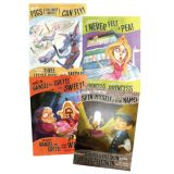 The Other Side of the Story Series (Set of 4)