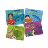 Learning About Language Arts (Set of 4)