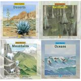 About Habitats: Set of 4 Books