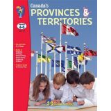 Canada's Provinces & Territories Gr. 4-6