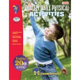 Canadian Daily Physical Activities PreK-1
