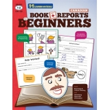 Canadian Book Reports Beginners Gr 1-2