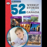 52 Weekly Stories About Canada Gr. 5–6