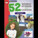 52 Weekly Stories About Canada Gr. 6–7