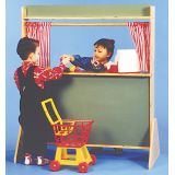 Two-Sided Store/ Puppet Theatre