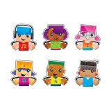 BlockStars!™ Clips - Mini Accents (36/pk)
