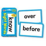 Sight Word Cards - Set B (1-3)