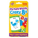 Game Cards - Picture Words Crazy 8s