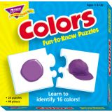 Fun-to-Know™ Puzzles - Colours