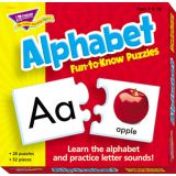 Fun-to-Know™ Puzzles - Alphabet