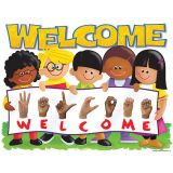 Charlets - Sign Language Welcome - Trend Kids