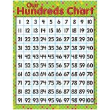 Math Learning Charts - Our Hundreds Chart