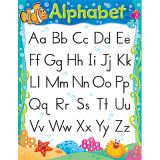 Alphabet Sea Buddies™ Chart