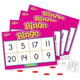 Bingo Games  - Addition