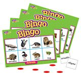 Bingo Games - Animal Bingo
