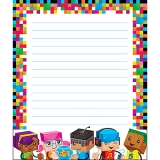 BlockStars!™ - Note Pad