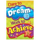 Argus® Charts - Dare to dream it…work to achieve it