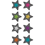 Chalkboard Bright Stars Mini Stickers
