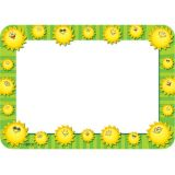 Happy Suns Name Tags/Labels (36/pk)