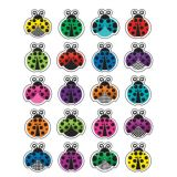 Colourful Ladybug Stickers