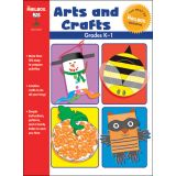 The Best of Mailbox Arts and Crafts - Grades K-1
