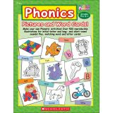 Phonics Pictures and Words Cards