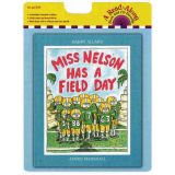 Book and CD- Miss Nelson Has a Field Day