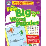Big Book of Word Puzzles - Ages 8+