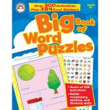 Big Book of Word Puzzles - Ages 6+
